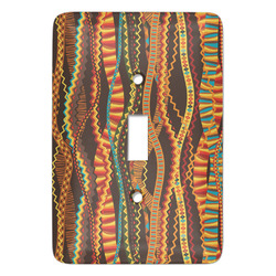 Tribal Ribbons Light Switch Covers - Multiple Toggle Options Available (Personalized)