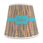 Tribal Ribbons Empire Lamp Shade (Personalized)