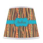 Tribal Ribbons Empire Lamp Shade (Personalized)