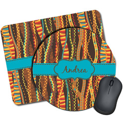 Tribal Ribbons Mouse Pads (Personalized)