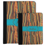 Tribal Ribbons Padfolio Clipboard (Personalized)