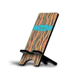 Tribal Ribbons Cell Phone Stands (Personalized)