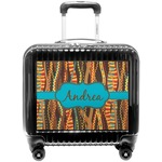 Tribal Ribbons Pilot / Flight Suitcase (Personalized)