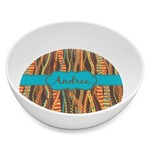 Tribal Ribbons Melamine Bowl 8oz (Personalized)