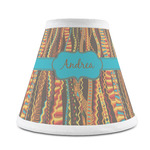 Tribal Ribbons Chandelier Lamp Shade (Personalized)