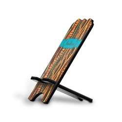 Tribal Ribbons Stylized Phone Stand (Personalized)