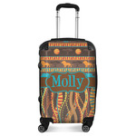 African Lions & Elephants Suitcase (Personalized)