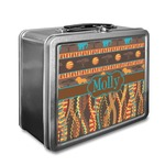 African Lions & Elephants Lunch Box (Personalized)