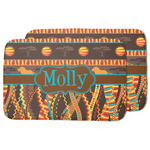 African Lions & Elephants Dish Drying Mat (Personalized)