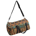 African Lions & Elephants Duffel Bag - Multiple Sizes (Personalized)