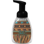 African Lions & Elephants Foam Soap Dispenser (Personalized)