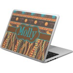 African Lions & Elephants Laptop Skin - Custom Sized (Personalized)