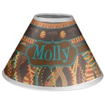 African Lions & Elephants Coolie Lamp Shade (Personalized)