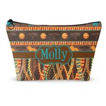 African Lions & Elephants Makeup Bags (Personalized)