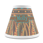 African Lions & Elephants Chandelier Lamp Shade (Personalized)