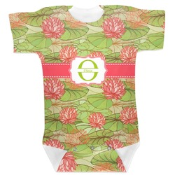Lily Pads Baby Bodysuit (Personalized)