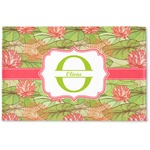 Lily Pads Woven Mat (Personalized)