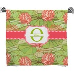 Lily Pads Bath Towel (Personalized)