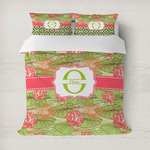 Lily Pads Duvet Covers (Personalized)