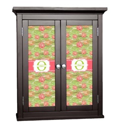 Lily Pads Cabinet Decal - Custom Size (Personalized)
