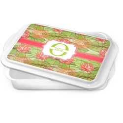 Lily Pads Cake Pan (Personalized)
