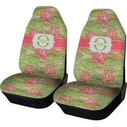 Lily Pads Car Seat Covers (Set of Two) (Personalized)