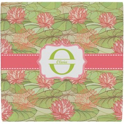 Lily Pads Ceramic Tile Hot Pad (Personalized)