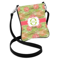 Lily Pads Cross Body Bag - 2 Sizes (Personalized)