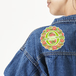 Lily Pads Large Custom Shape Patch (Personalized)