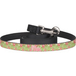 Lily Pads Dog Leash (Personalized)