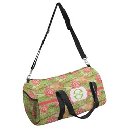 Lily Pads Duffel Bag (Personalized)