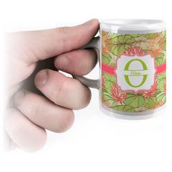 Lily Pads Espresso Mug - 3 oz (Personalized)