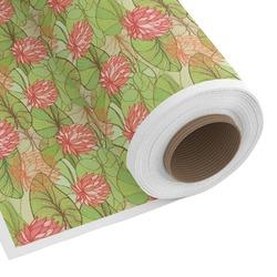 Lily Pads Custom Fabric - Spun Polyester Poplin (Personalized)