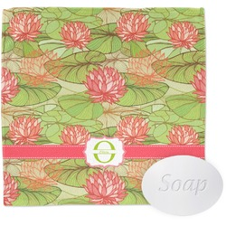 Lily Pads Wash Cloth (Personalized)