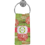 Lily Pads Hand Towel - Full Print (Personalized)