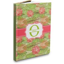 Lily Pads Hardbound Journal (Personalized)