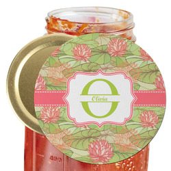 Lily Pads Jar Opener (Personalized)