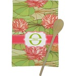 Lily Pads Kitchen Towel - Full Print (Personalized)