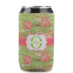 Lily Pads Can Sleeve (12 oz) (Personalized)