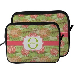 Lily Pads Laptop Sleeve / Case (Personalized)