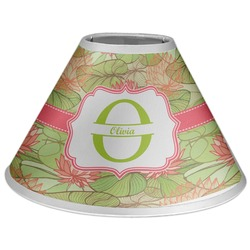 Lily Pads Coolie Lamp Shade (Personalized)