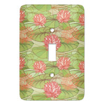Lily Pads Light Switch Covers (Personalized)