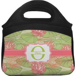 Lily Pads Lunch Tote (Personalized)