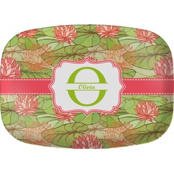 Lily Pads Melamine Platter (Personalized)