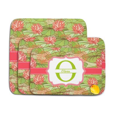 Lily Pads Memory Foam Bath Mat (Personalized)