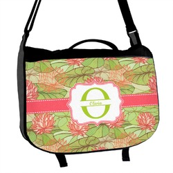 Lily Pads Messenger Bag (Personalized)