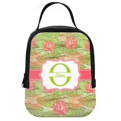 Lily Pads Neoprene Lunch Tote (Personalized)