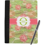 Lily Pads Notebook Padfolio (Personalized)