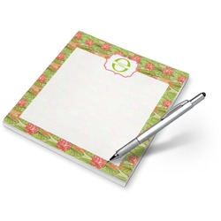 Lily Pads Notepad (Personalized)