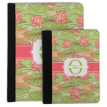 Lily Pads Padfolio Clipboard (Personalized)